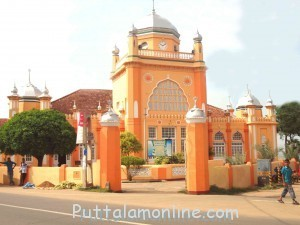 Grand Mosque Puttalam