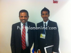 H E Ambassador Palitha T B Kohona ( Permernant Mission for Sri Lanka to the UN