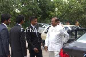 IYCSL team was welcomed Honorable Minister Susil Premajayantha Ministry of Environment and renewable Energy 2